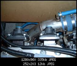polaris hot seat valves and hot seat pipes for sale
