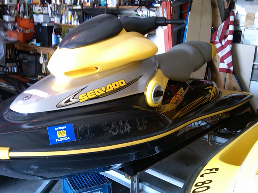 2000 SeaDoo XP for sale- bo