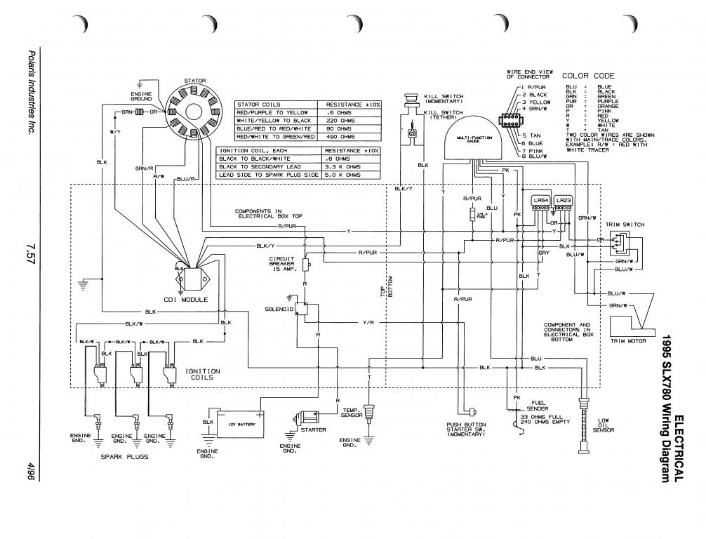 1995 polaris wiring diagram 87 polaris wiring diagram schematic