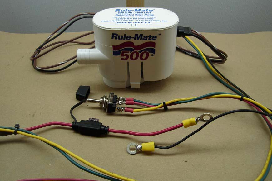 rule mate 500 wiring diagram  85 honda vf700s wiring