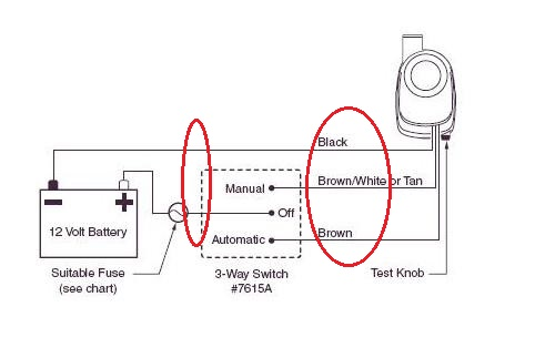 Wiring Diagram For Bilge Pump