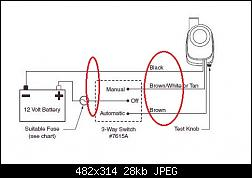 SeaFlo or Rule-Mate Bilge Pump? Switches, fuses? - Page 10 on rule bilge pump check valve, rule bilge switch wiring diagram, rule bilge pump installation manual, rule bilge pump company, sump pump control panel wiring diagram,