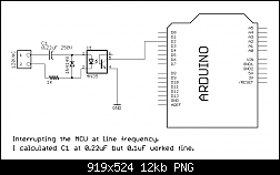 Oval MFD #3280252 voltage range of the AC RPM signal on the