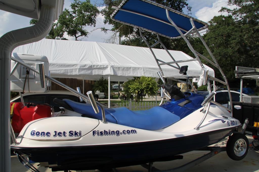 Suv Conversion Fully Rigged Out For Fishing Ready To Go Jet