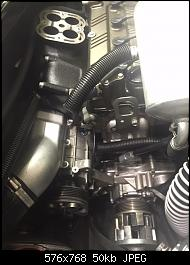 Removing Supercharger from 260x 2009  In Progress   Need Help