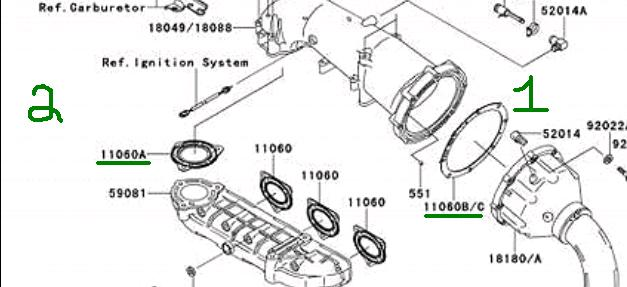 2002 Ultra 150 Cooling Front Pisser Question Page 2 – Kawasaki Ultra 150 Engine Diagram