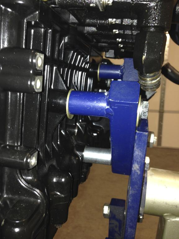 Changing flywheel bolts   should I invest in an engine stand? - Page 2