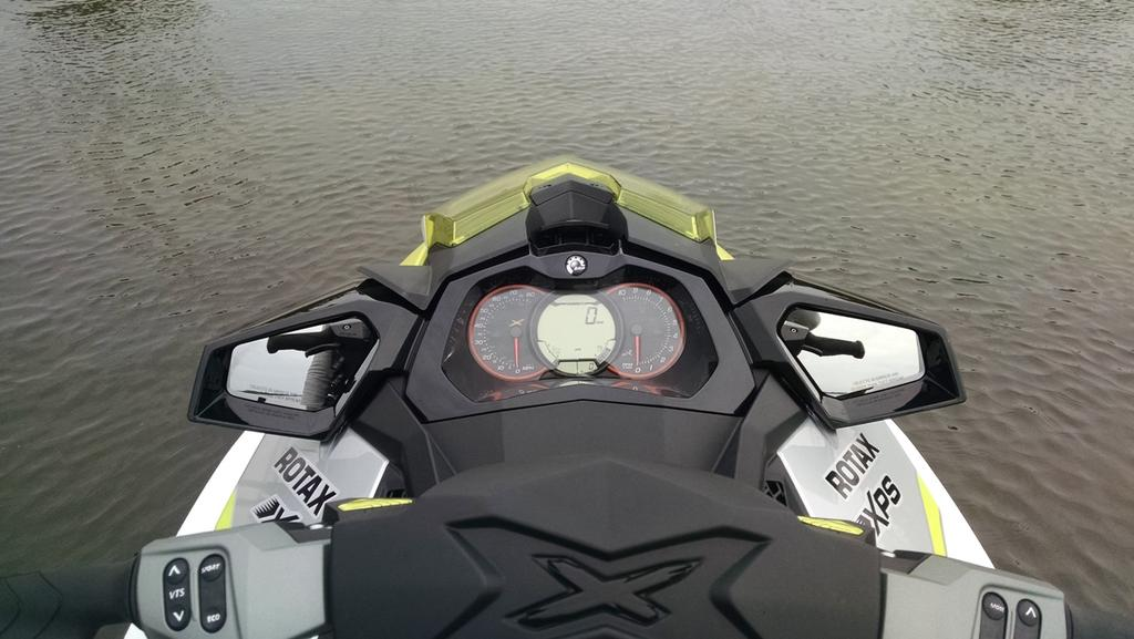 Sea-Doo RXP-X 300 Test Results