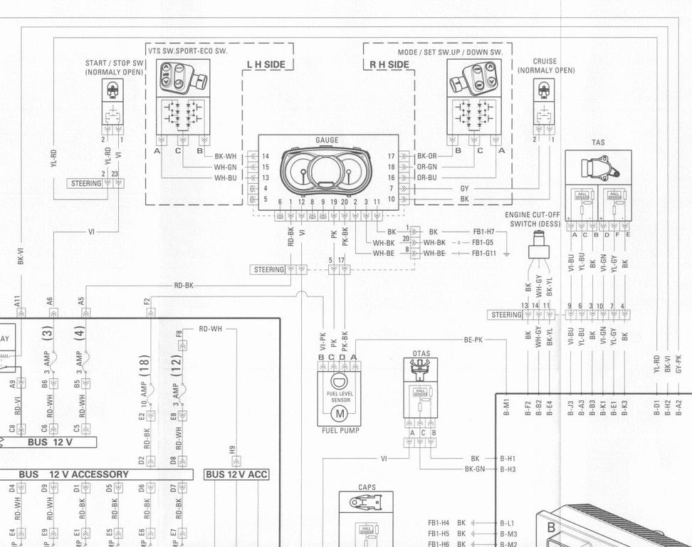 [SCHEMATICS_4JK]  2014 gauge cluster wiring diagram needed | Sea Doo Wiring Diagrams |  | Greenhulk