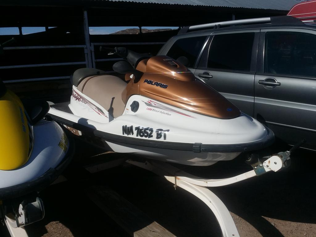 Resale Value on a Pair of Polaris PWC