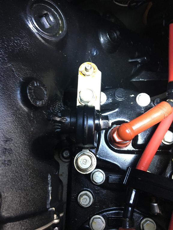 Do i have D-Plate installed on my 2002 Yamaha XLT1200??