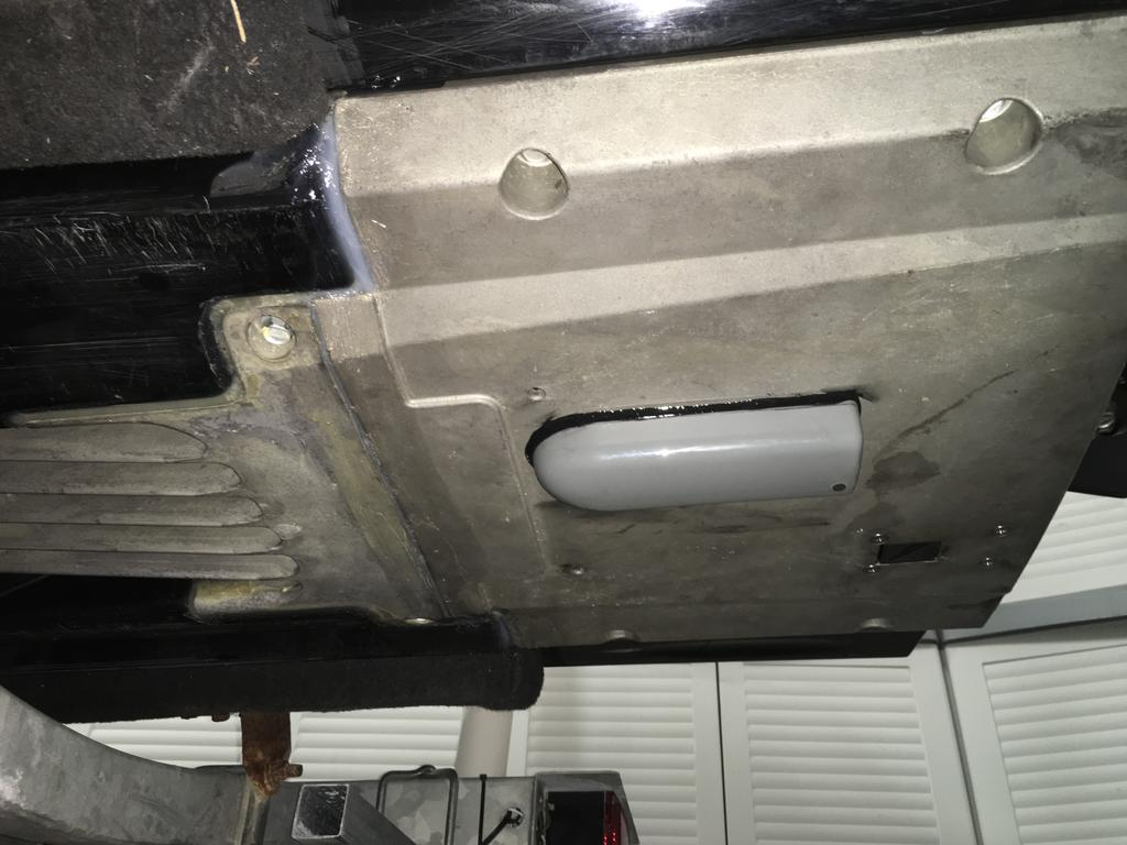 Ride plate transducer install    ride affect?