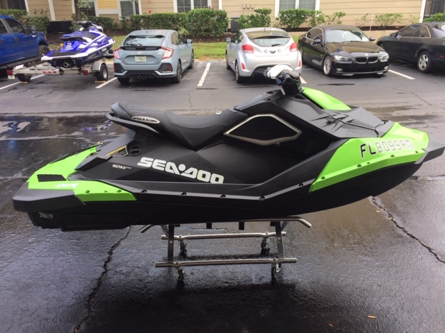 FS Seadoo Spark 110HP MY 2017 w/ Reflash, Seatcover and