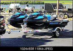 Stoltz Sea Doo Bow Support for your Trailer PWC-2