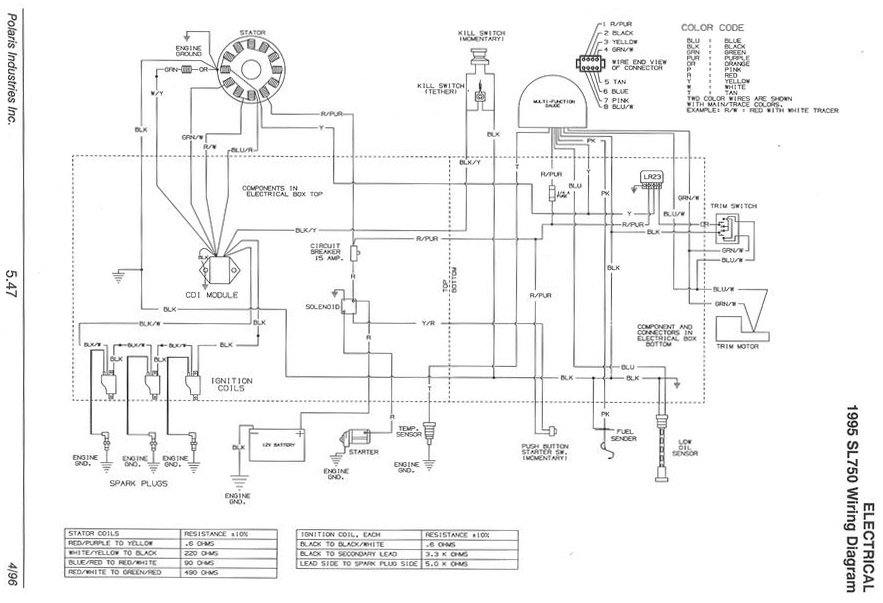 polaris sportsman 500 voltage regulator diagram  diagrams