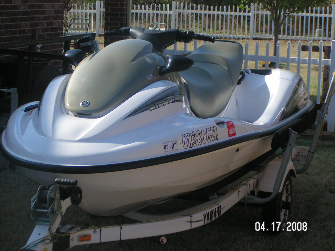 Yamaha Waverunner For Sale >> 2001 Yamaha Waverunner 1200 SUV