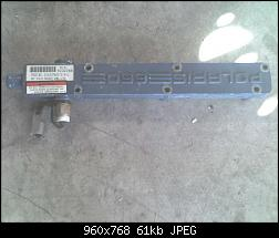 Click image for larger version.  Name:cooling rail and sensor.jpg Views:99 Size:60.7 KB ID:239505