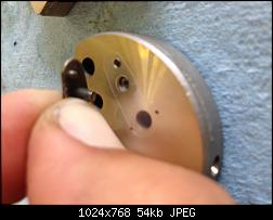 Click image for larger version.  Name:041 Install new valve and retaining.jpg Views:177 Size:53.5 KB ID:331854