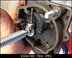 Click image for larger version.  Name:010 C clamp to remove pin.jpg Views:71 Size:73.5 KB ID:335993