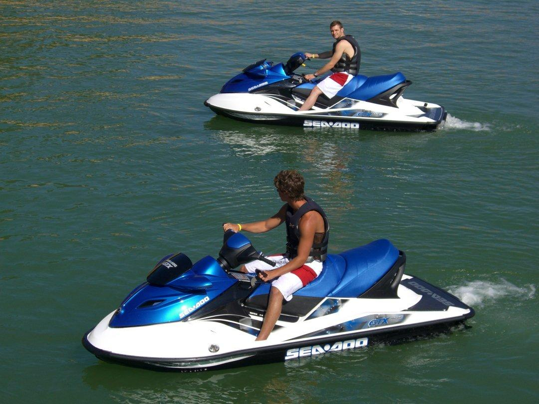 Sea Doo celebrates their 20th anniversary with the 08 lineup