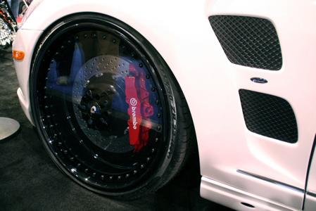 What Do You Think About Gold Wheels On A Silver Car Page 6