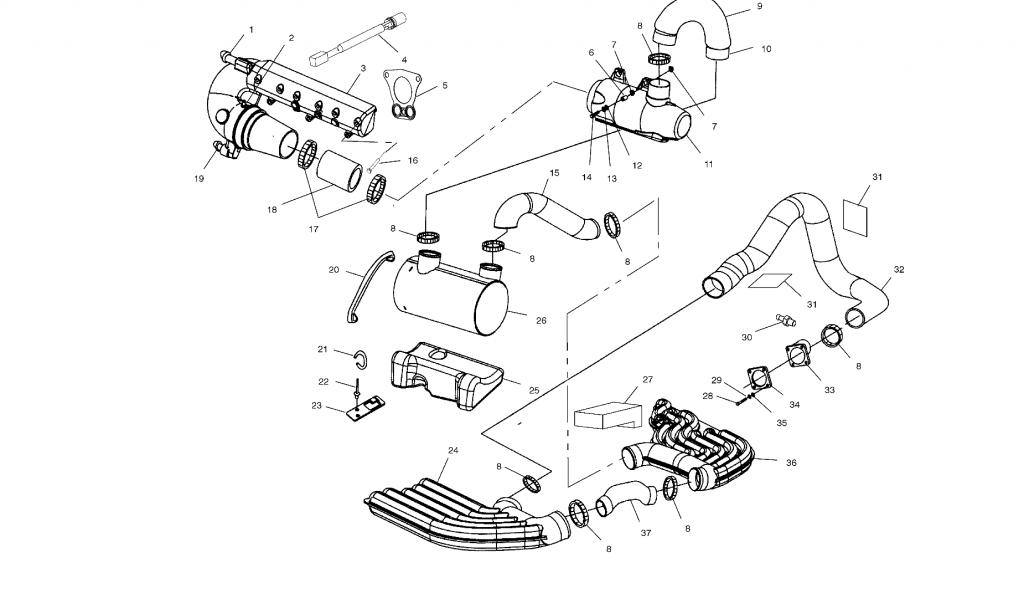 polaris virage 700 engine diagram motorcycle schematic images of polaris virage engine diagram on the exhaust side of the engine and has