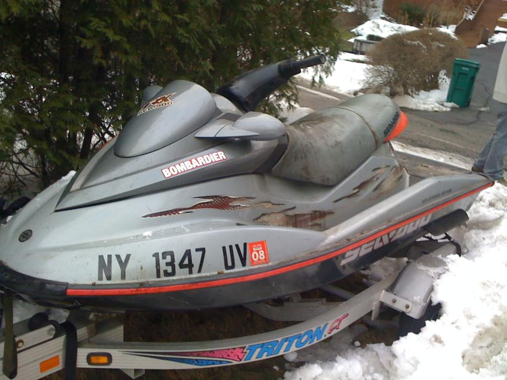 2000 seadoo gti for sale