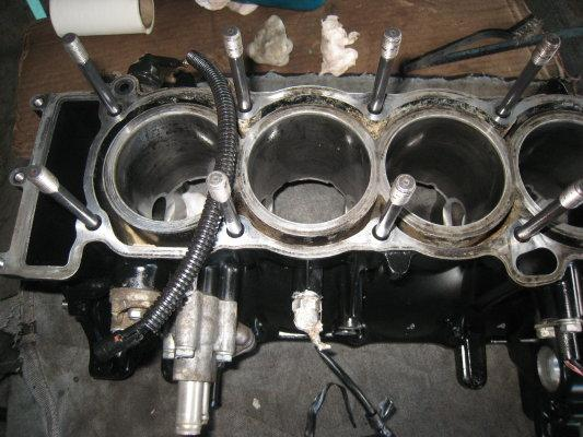 I think its time to rebuild my fx140 engine mr1 =(