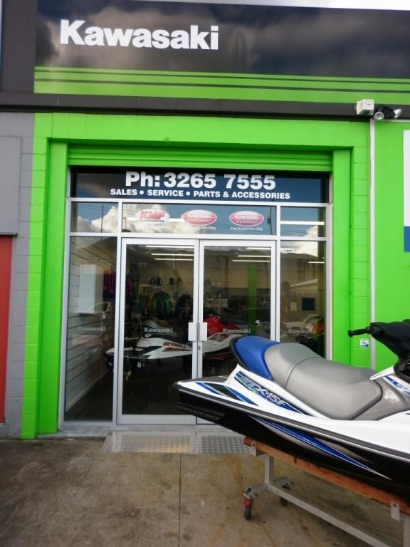 New Kawasaki dealer in Brisbane