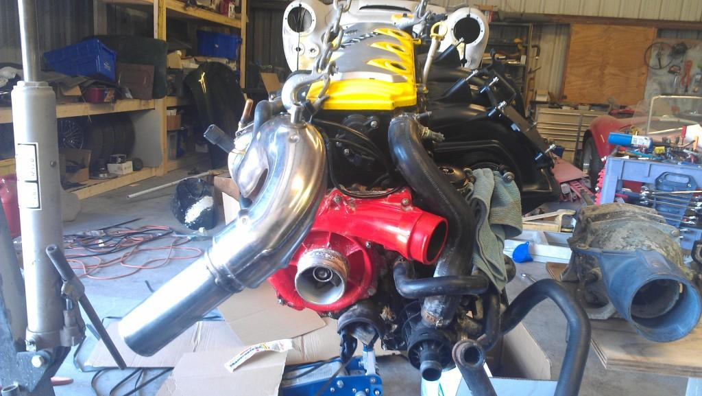Fs Parts 2003 4tec Gtx Supercharged Full Part Out