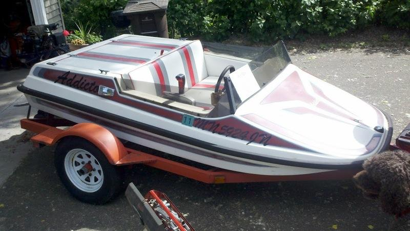 "1996 Seadoo Xp >> ""Worlds smallest wakeboard boat. 787cc Rotax powered. *BUILD THREAD*"""