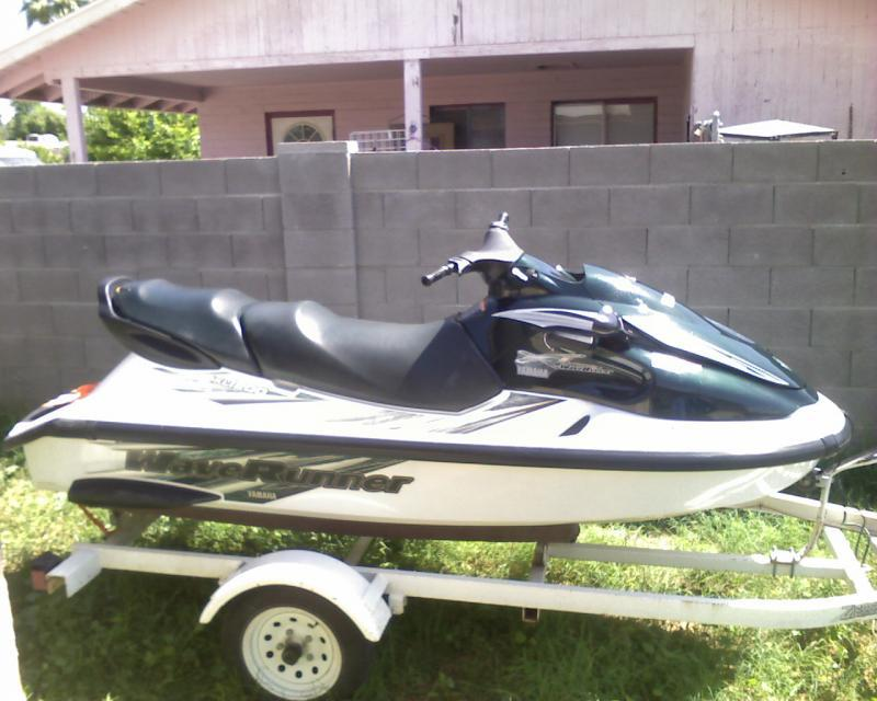So       I Bought A 98' Yamaha XL1200 On Friday     And On