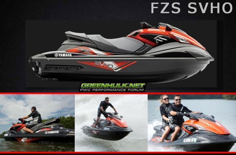 Introducing the new line-up of 2014 Yamaha Waverunners