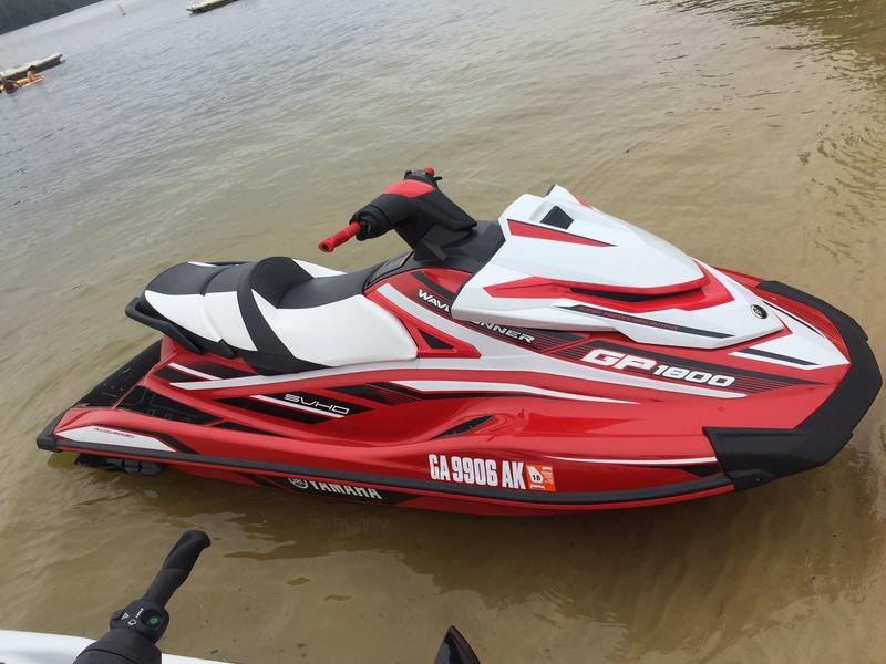 Introducing the 2017 line up of Yamaha Waverunners! The